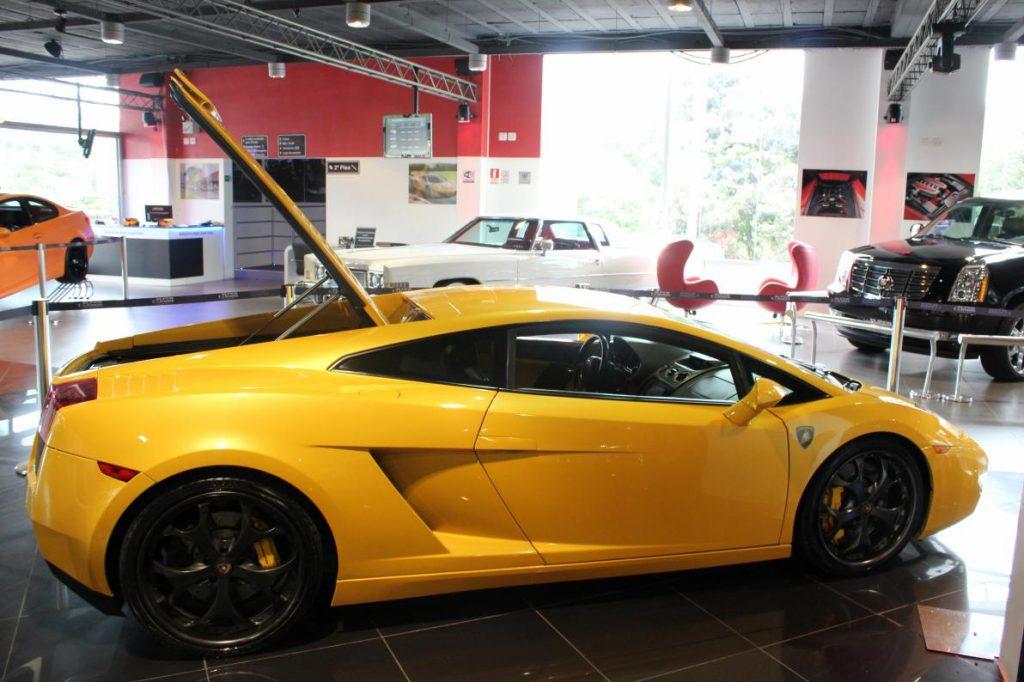 Super Carros reúne máquinas de luxo em Gramado. Foto: Mapa do Mundo