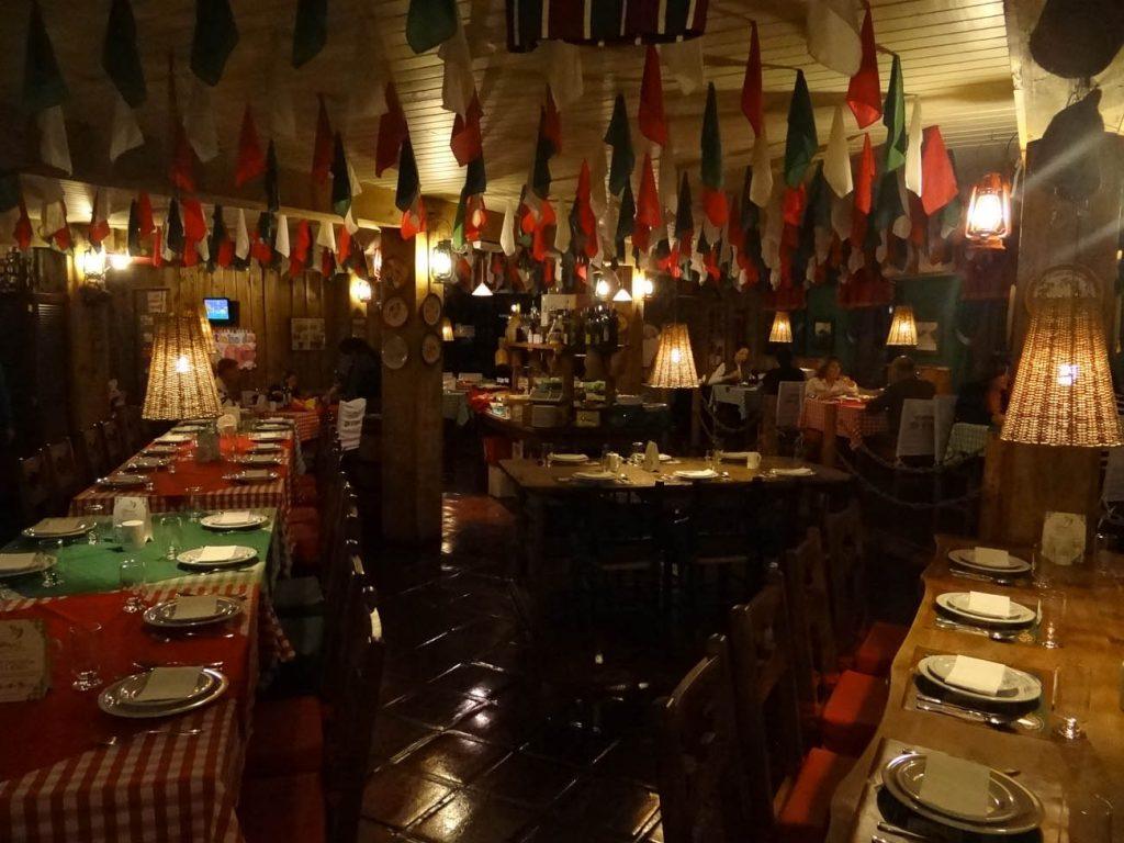 Cantina Di Capo - Mapa de Gramado. Foto: Bárbara Keller