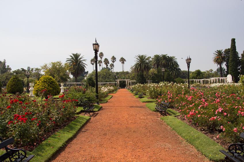 Rosedal de Palermo, Buenos Aires