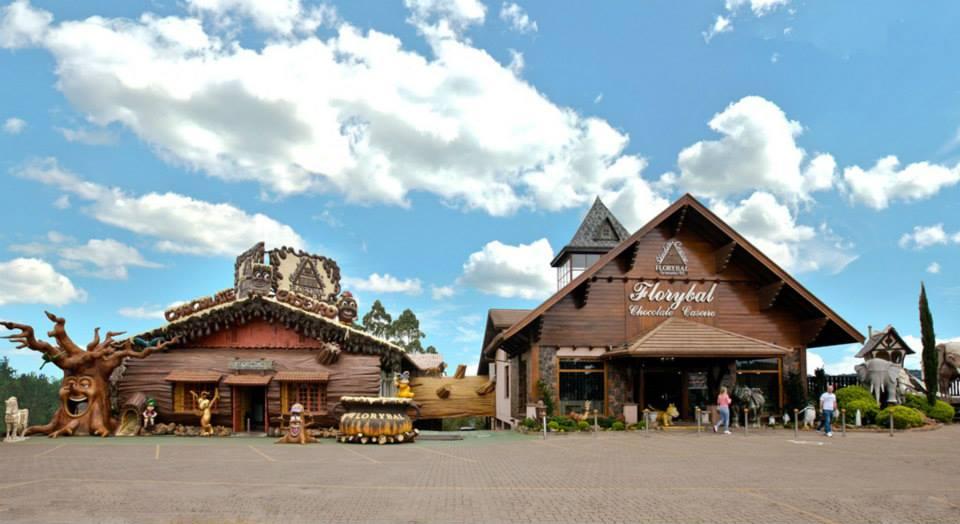 Chocolate Florybal: loja temática e loja Vip - Mapa de Gramado. Foto: Divulgação, Chocolate Florybal