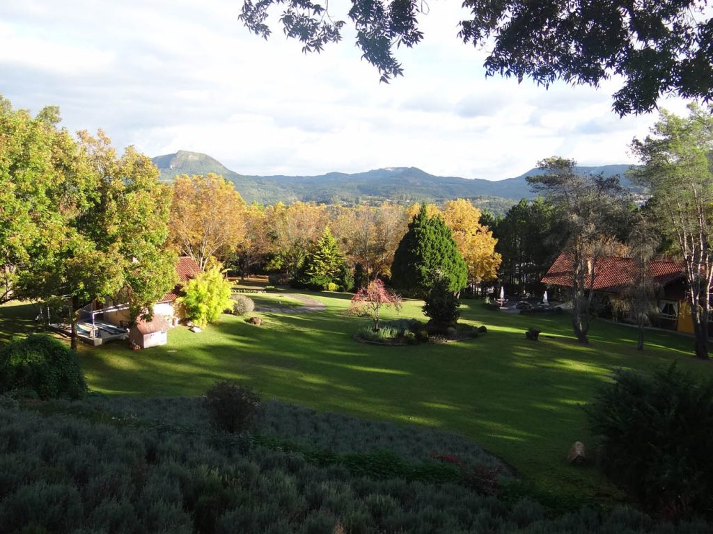 Le Jardin Parque de Lavanda - Mapa de Gramado. Foto: Bárbara Keller