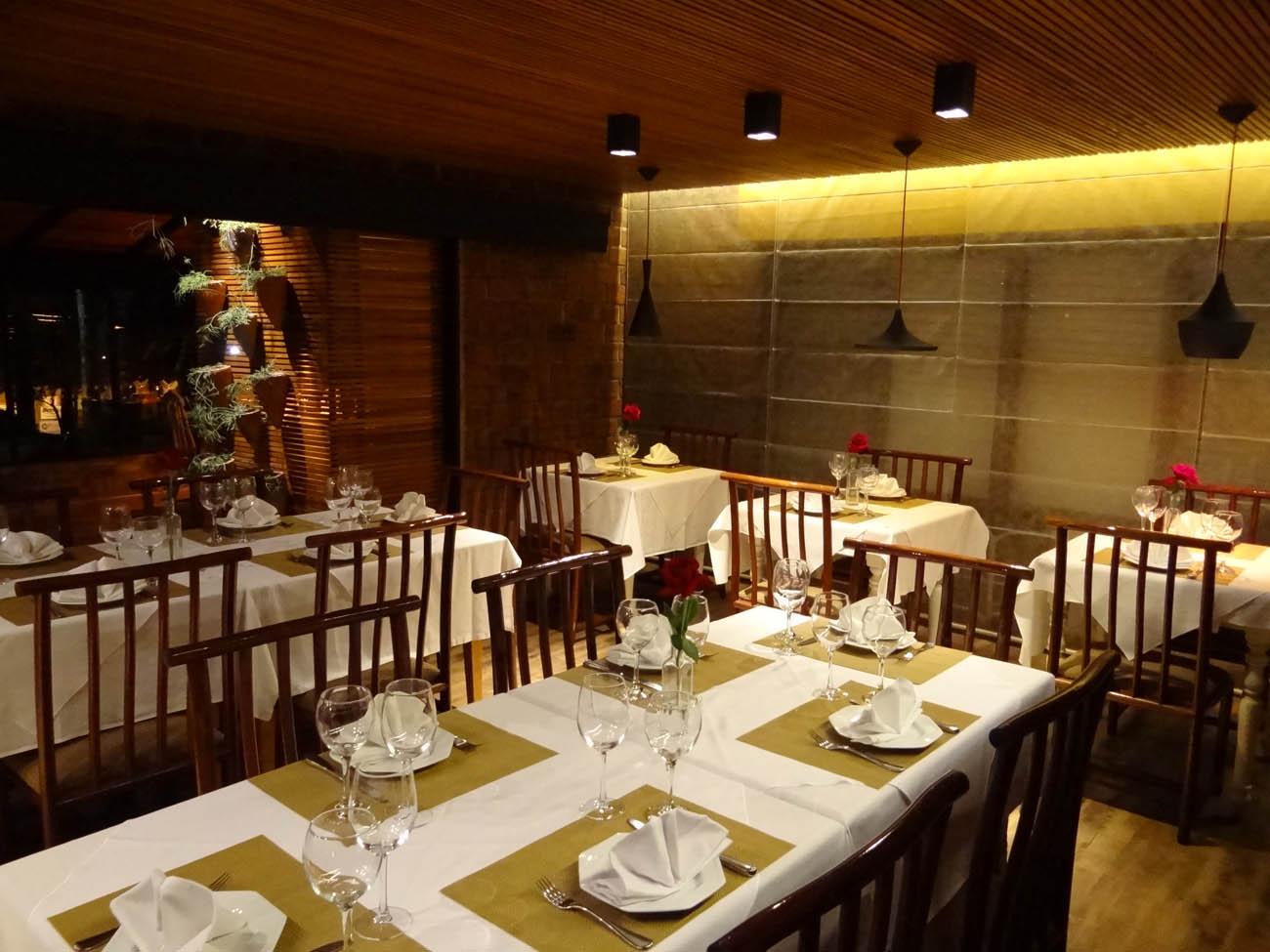 Restaurante Salpique Cozinha Moderna Mapa de Gramado. Foto: Bárbara  #BB1034 1300x975