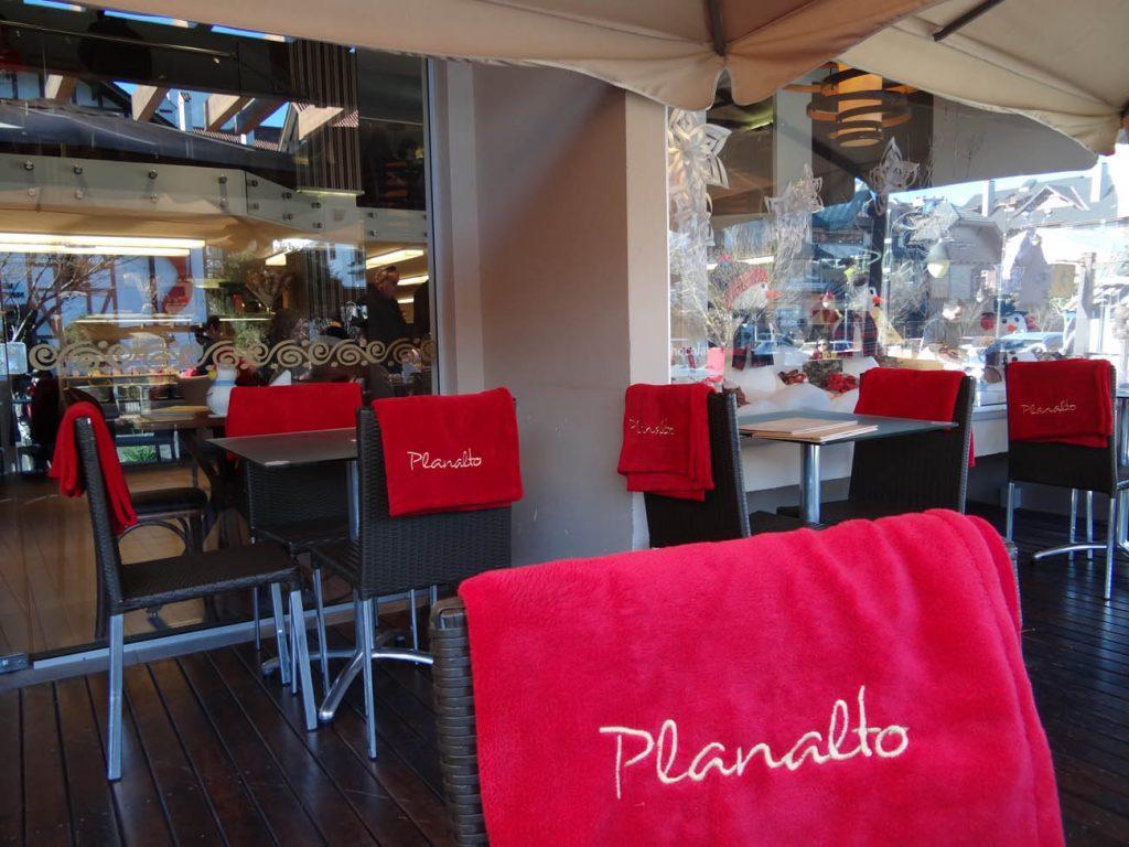 Chocolate Planalto: Cafeteria - Mapa de Gramado. Foto: Bárbara Keller