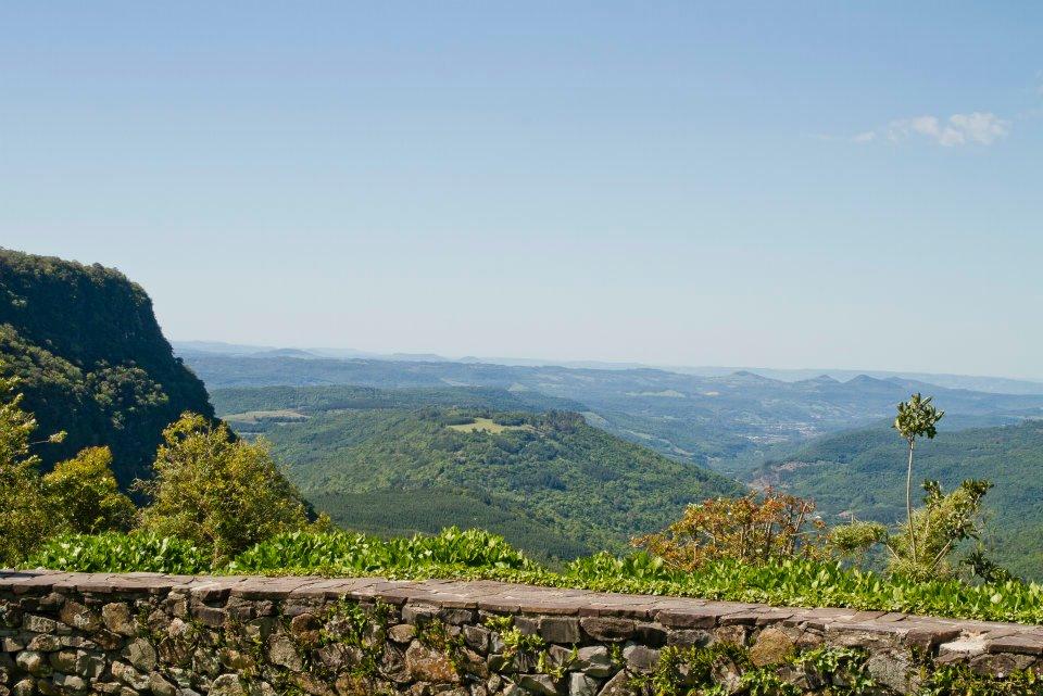 Mirante do Laje de Pedra - Mapa de Gramado. Foto: Divulgação, Laje de Pedra Hotel & Resort