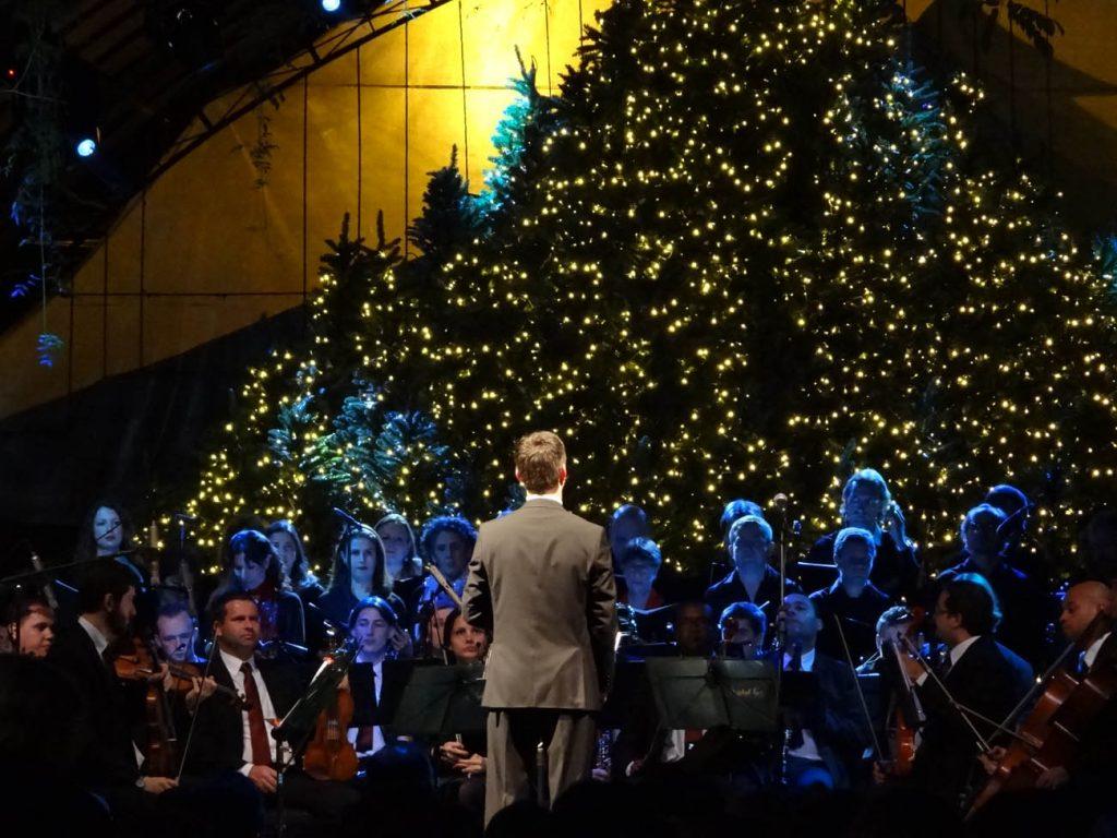 Abertura 28º Natal Luz de Gramado - Mapa de Gramado. Foto: Bárbara Keller
