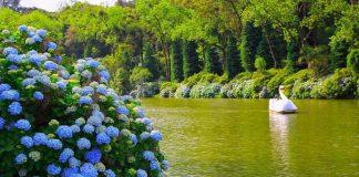 Lago Negro é ponto turístico em Gramado