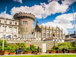 Castelo de Dublin, o Dublin Castle