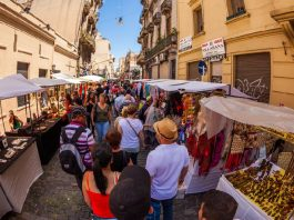 O que fazer em Buenos Aires: feira de San Telmo