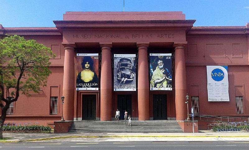 Museu Nacional de Belas Artes: O que fazer em Buenos Aires