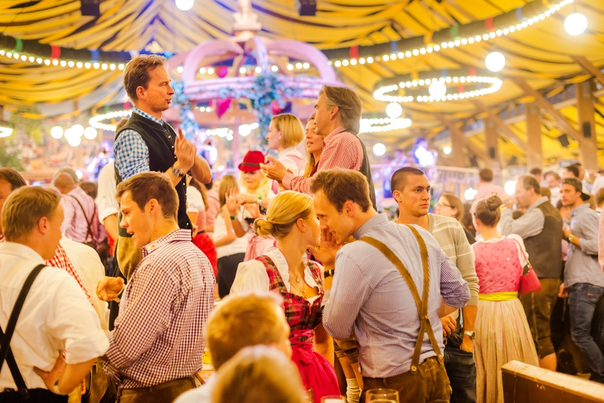Oktoberfest na Alemanha