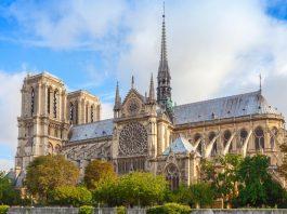Catedral de Notre Dame - pontos turísticos de Paris