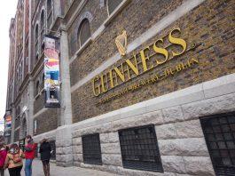 Roteiro em Dublin: Fábrica da Guinness