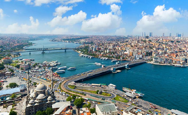Sirkeci em Istambul