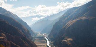 Vale Sagrado, Urubamba no Peru