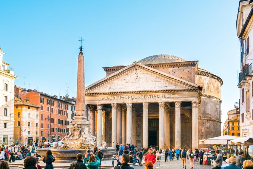 Panteão em Roma