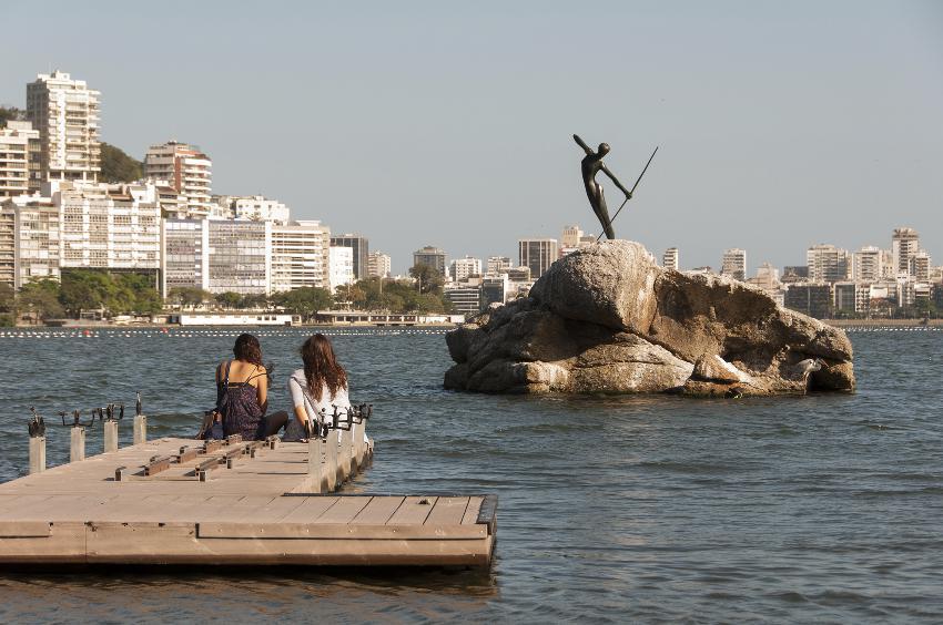 Rio tem vários recantos maravilhosos além dos pontos turísticos mais conhecidos. Foto: iStock, Getty Images
