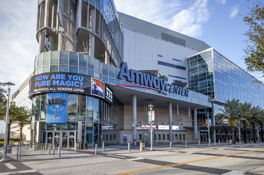 Orlando's Amway Center
