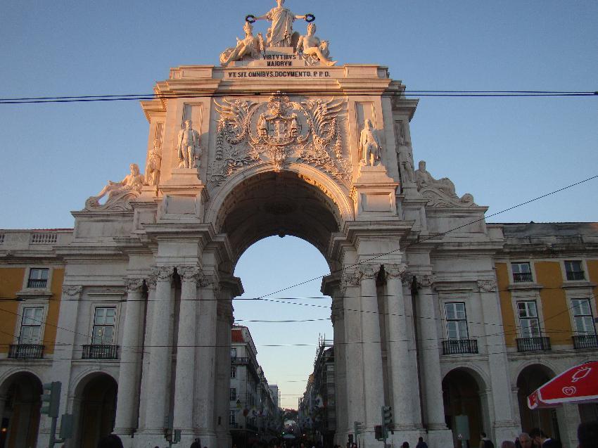 Arco da Augusta