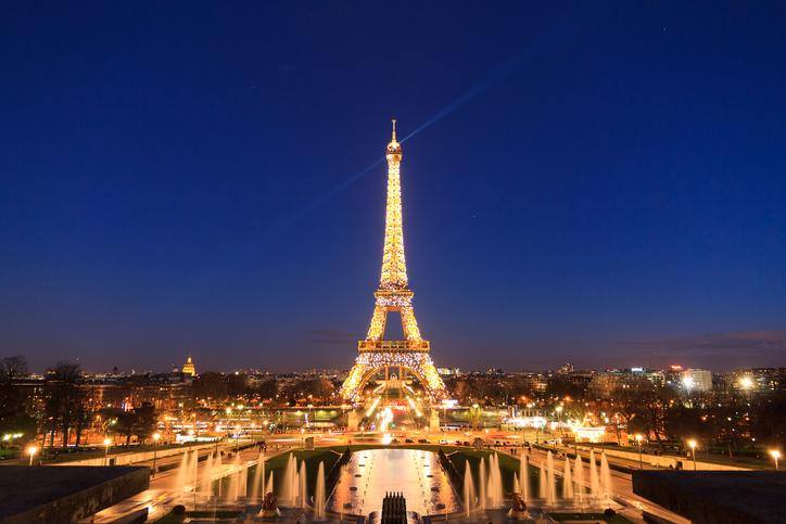 Paris é magnífica com qualquer orçamento. Foto: iStock, Getty Images