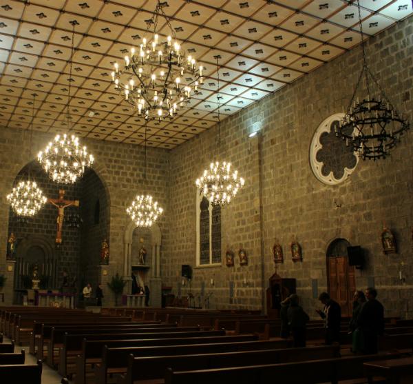Igreja Matriz São Pedro - Mapa de Gramado. Foto: Mapa do Mundo
