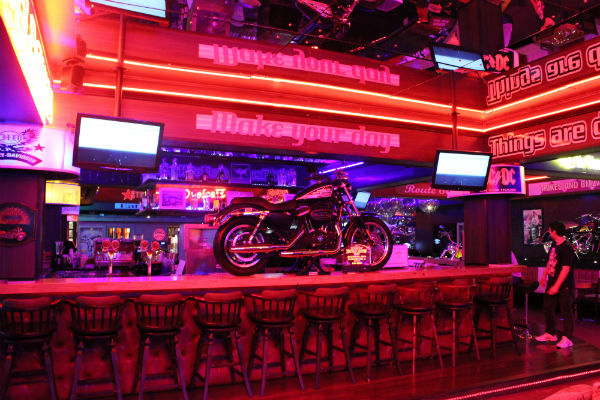 Harley Motor Show - Mapa de Gramado. Foto: Mapa do Mundo