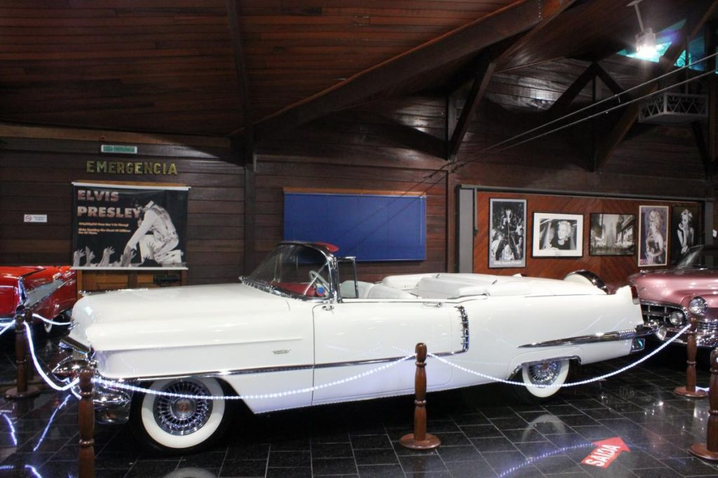 Museu do automóvel: Hollywood Dream Cars - Mapa de Gramado. Foto: Mapa do Mundo