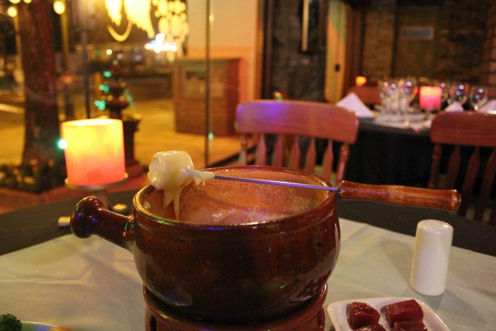 Al Moretto: fondue de queijo - Mapa de Gramado. Foto: Mapa do Mundo
