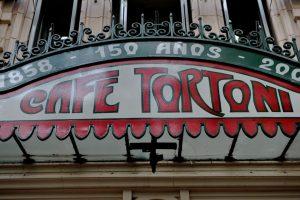 Café Tortoni em Buenos Aires