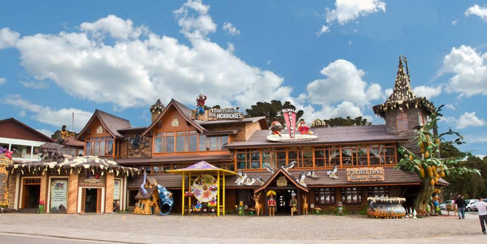 Chocolate Florybal: loja temática Play House - Mapa de Gramado. Foto: Divulgação, Chocolate Florybal