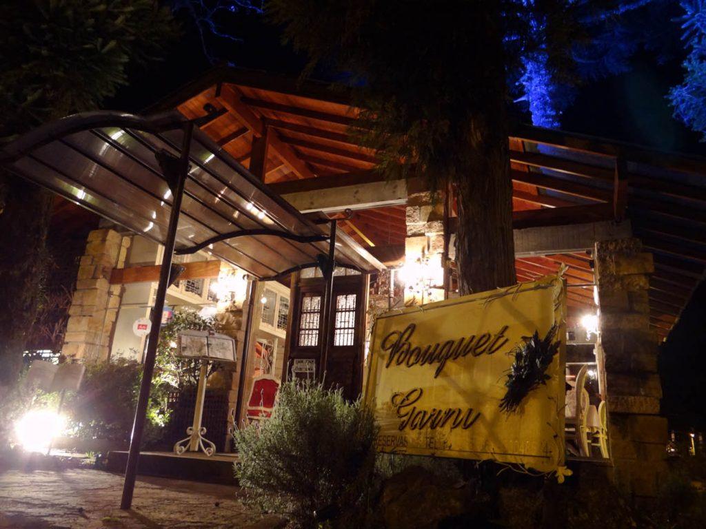 Restaurante Bouquet Garni: menu especial Nativitaten - Mapa de Gramado. Foto: Bárbara Keller
