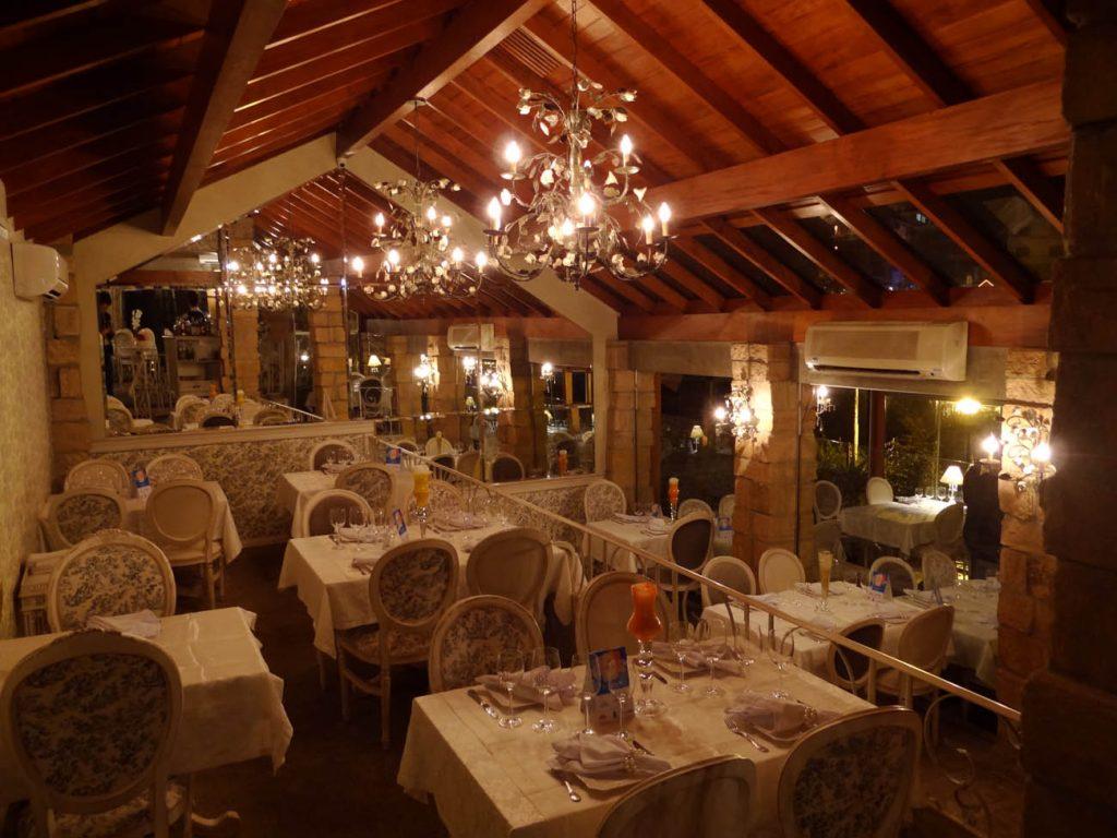Restaurante Bouquet Garni - Mapa de Gramado. Foto: Bárbara Keller