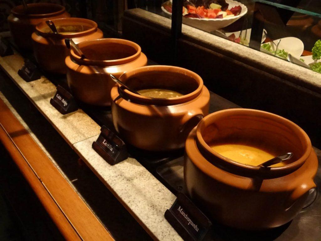 Casa Di Pietro: bufê de sopas e cremes - Mapa de Gramado. Foto: Bárbara Keller