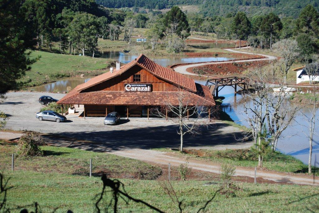 Parque Tomasini: Restaurante Carazal - Mapa de Gramado. Foto: Divulgação