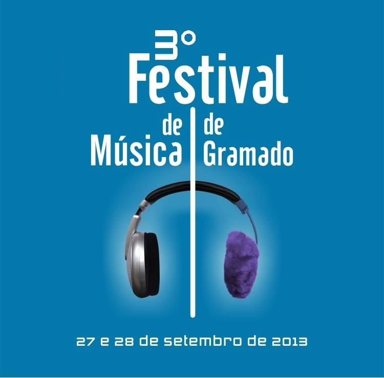 3º Festival de Música de Gramado - Mapa de Gramado. Foto: Divulgação, Prefeitura Municipal de Gramado