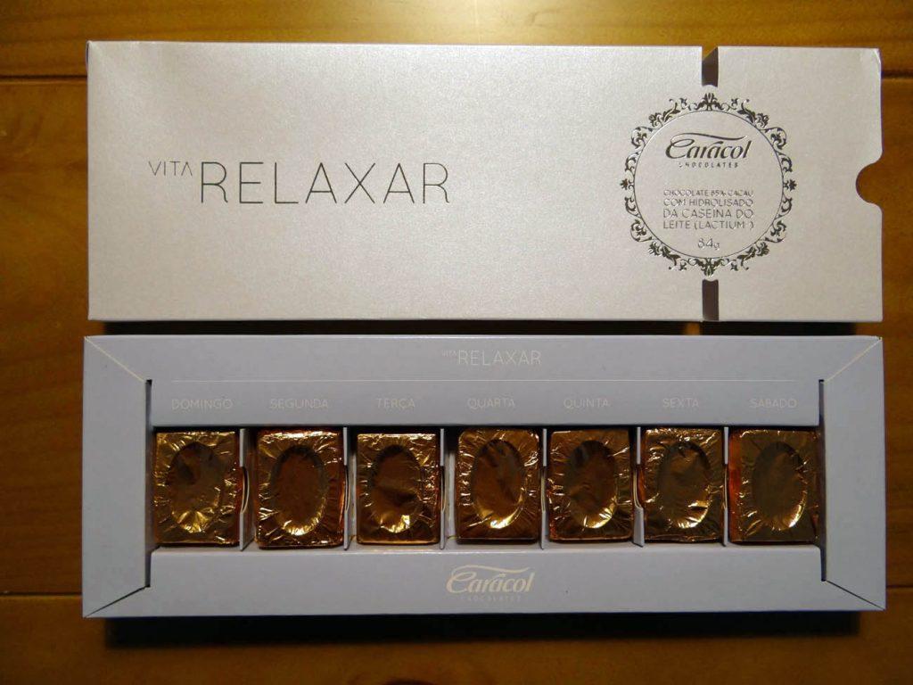 Caracol Chocolates lança linha Caracol Vita - Mapa de Gramado. Foto: Bárbara Keller