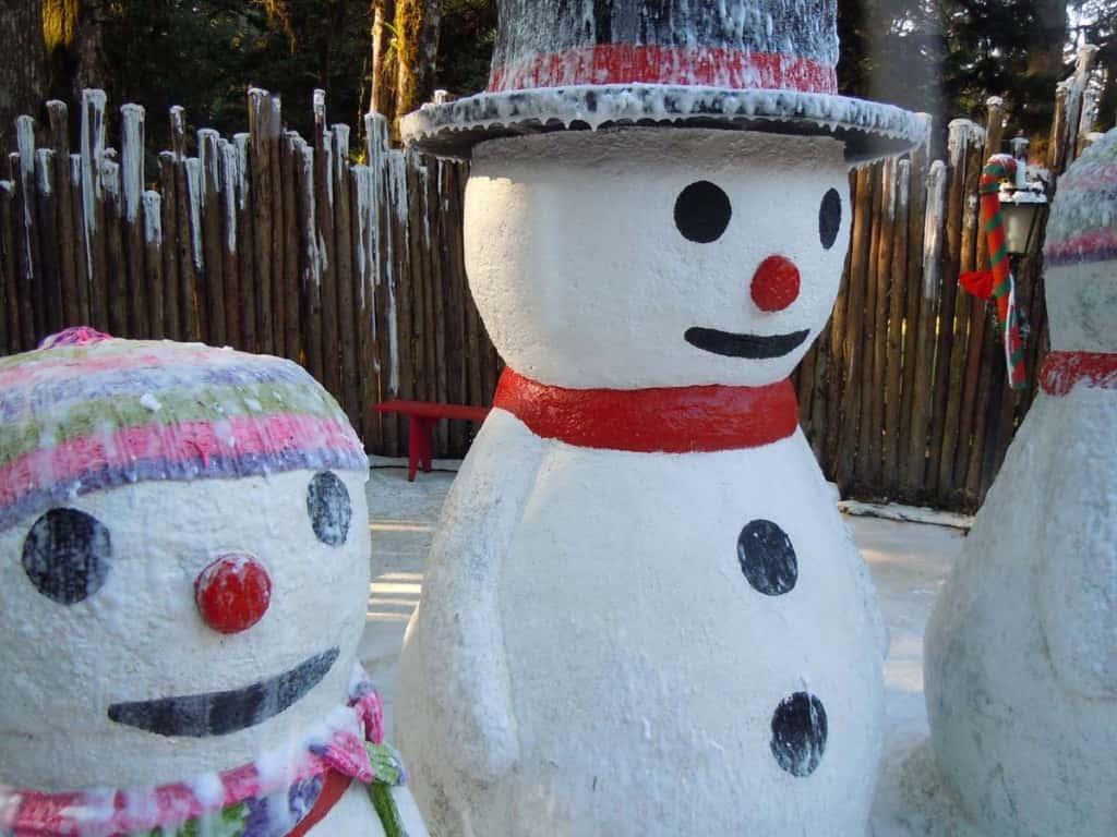 Aldeia do Papai Noel é ponto turístico em Gramado