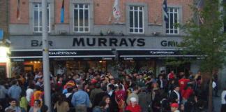 Murray's Bar em Dublin