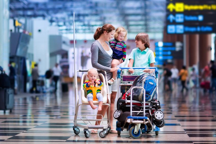 Autorização de viagem para menor