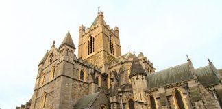 Catedral de Christ Church de Dublin, a Catedral da Santíssima Trindade