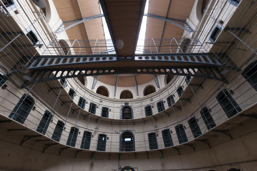 Kilmainham Gaol, prisão de Dublin