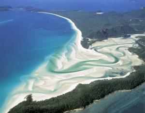 Praias mais bonitas do mundo: Whitehaven Beach