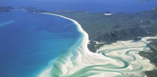 Praias mais bonitas do mundo: Whitehaven Beach