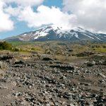 Vulcão Villarica no Chile
