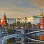 O Kremlin em Moscou