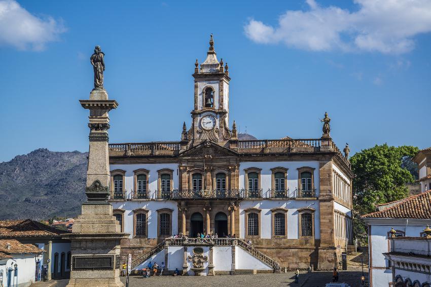 Museu da Inconfidência, Ouro Preto, Minas Gerais, Brazil