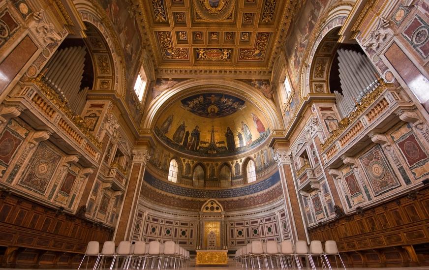 Basílica de São João de Latrão em Roma