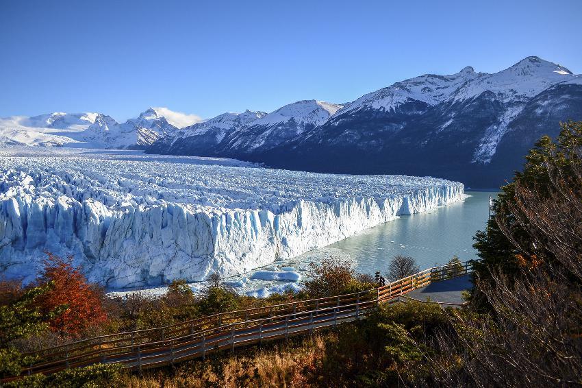 Glaciar Perito Moreno: majestoso espetáculo da natureza na Patagônia. Foto: iStock, Getty Images