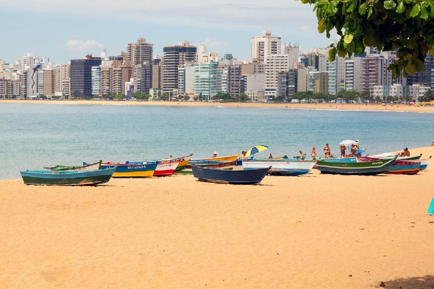 Praias de Vitória
