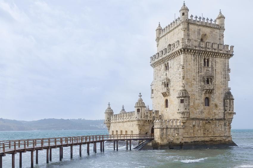Torre de Belém é Patrimônio da Humanidade. Foto: iStock, Getty Images