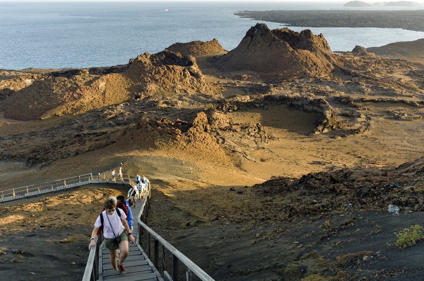 Vulcões em Galápagos